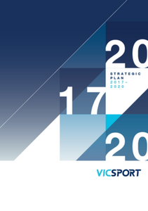 Vicsport 2017-2020 Strategic Plan