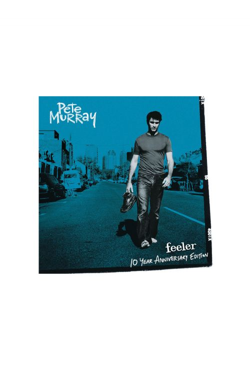 Feeler 10 Year Anniversary Edition (2CD) by Pete Murray