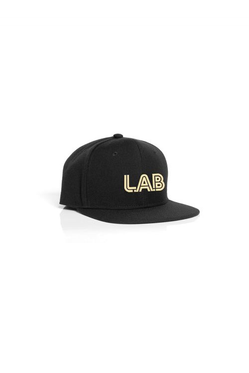 Black Snapback by L.A.B.