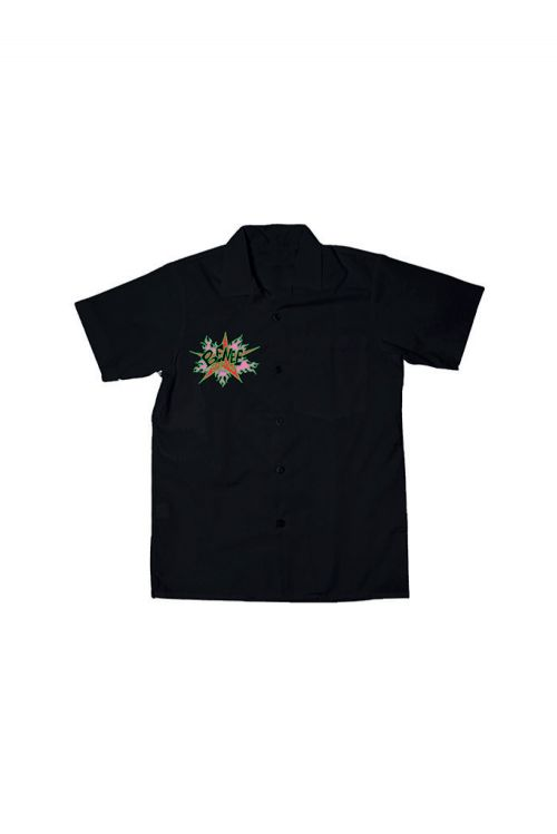 STAR SMILE BLACK POLO by Benee