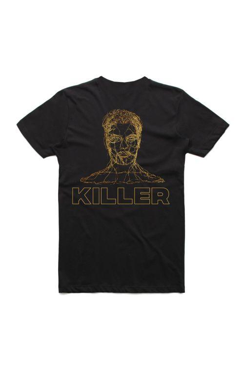 Killer Black Tshirt by Dan Sultan