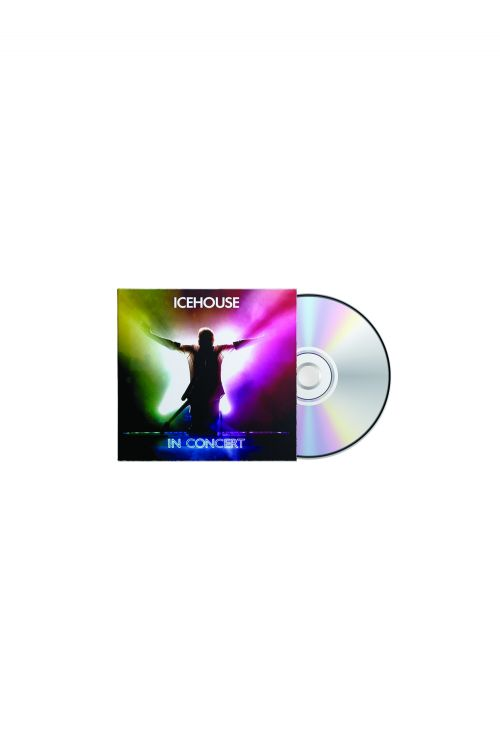 In Concert CD (2CD) by Icehouse