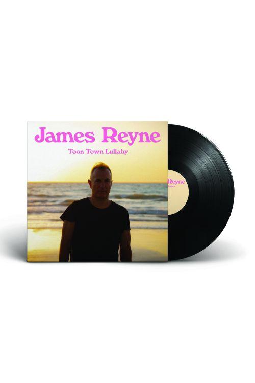 Toon Town Lullaby LP (180g Black Vinyl) by James Reyne