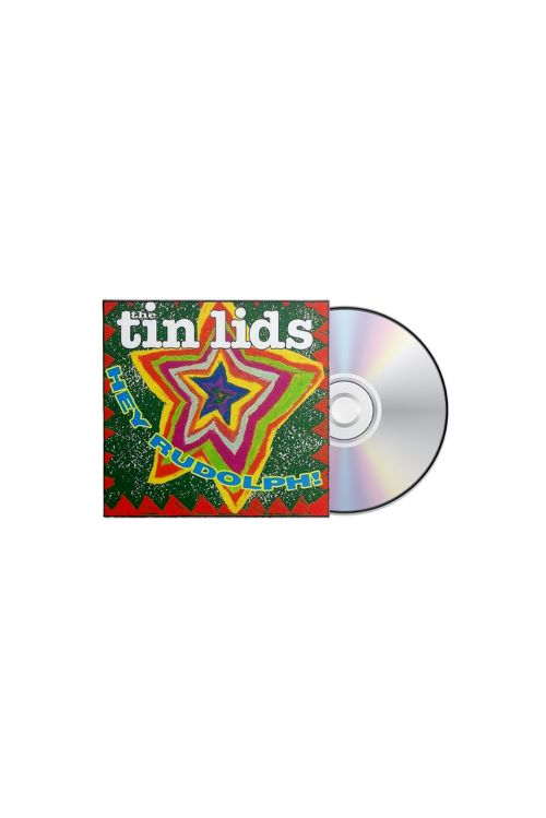 Hey Rudolph CD  ( The Tin Lids ) by Jimmy Barnes