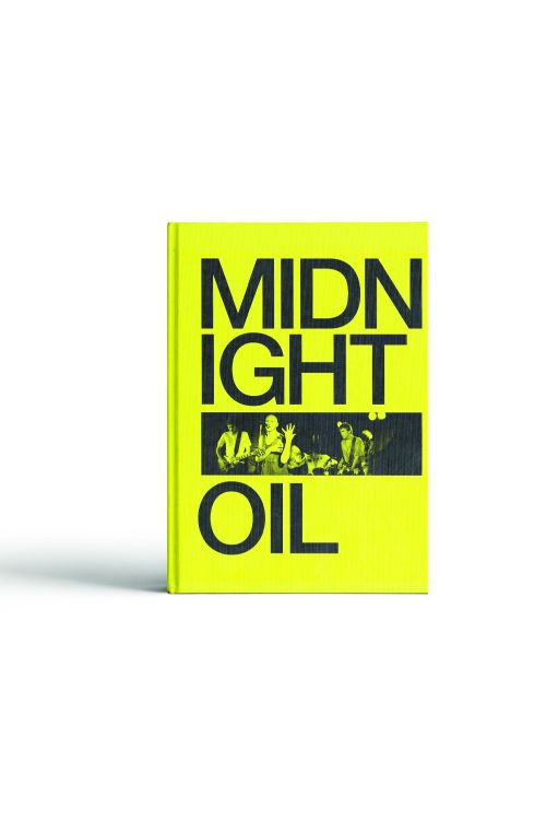 MIDNIGHT OIL: THE POWER AND THE PASSION by Michael Lawrence by Midnight Oil