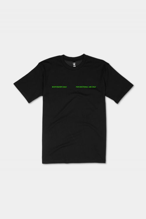 J'ADORE HARDCORE TEE (SLIME GREEN) by Soothsayer