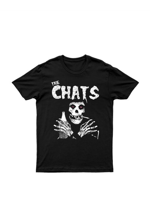 Misfit Black Tshirt by The Chats