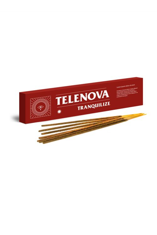 TRANQUILIZE INCENSE by TELENOVA