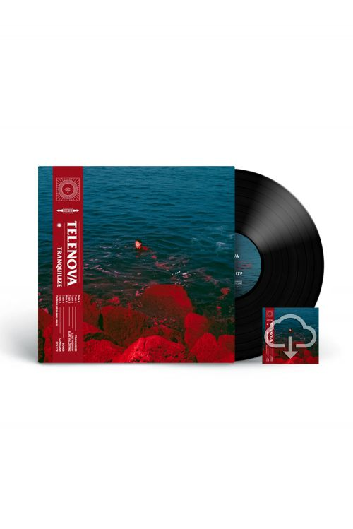 TRANQUILIZE - EP (Vinyl) + Digital Download by TELENOVA