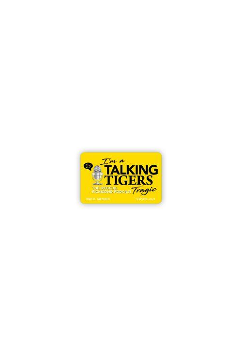 2021 Talking Tragic Club Membership Bundle Pack (1 Per Member) NEW MEMBERS ONLY by Talking Tigers