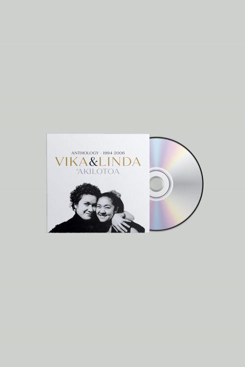 'AKILOTOA ANTHOLOGY 1994-2006 CD by Vika & Linda