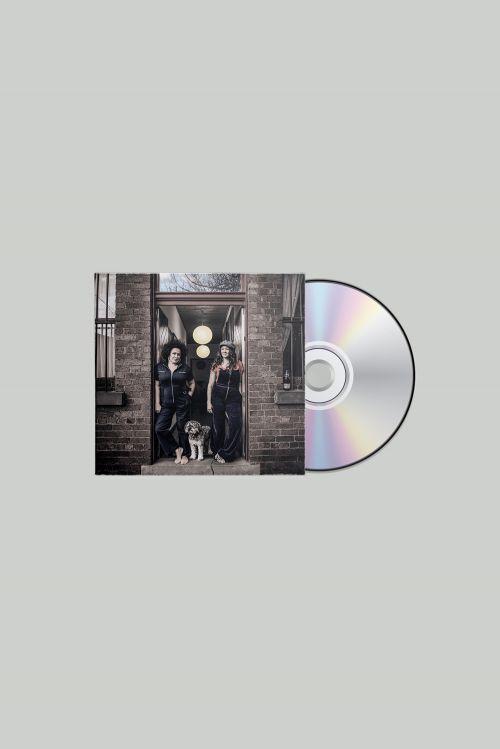 The Gospel According to Iso CD by Vika & Linda