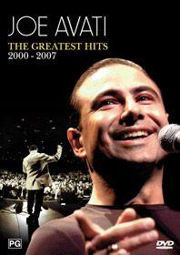 The Greatest Hits DVD by Joe Avati