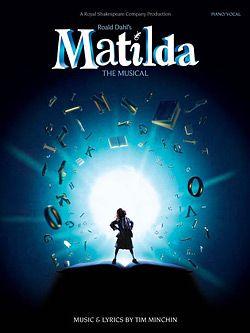 Matilda Songbook  by Tim Minchin