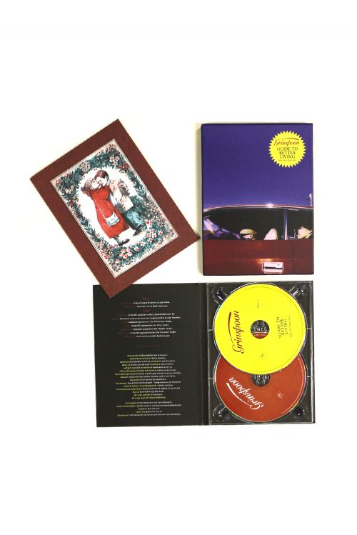 Guide To Better Living CD & Book (Deluxe Edition) by Grinspoon