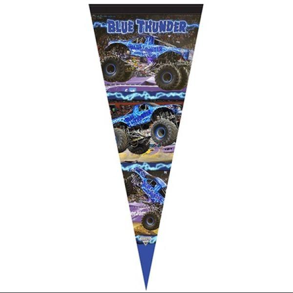 Blue Thunder Flag