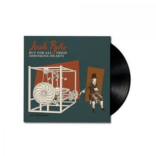 But For All These Shrinking Hearts Vinyl LP