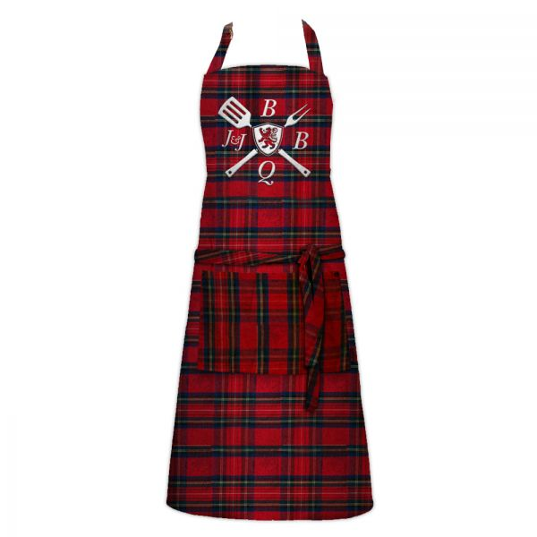 WHERE THE RIVER BENDS APRON