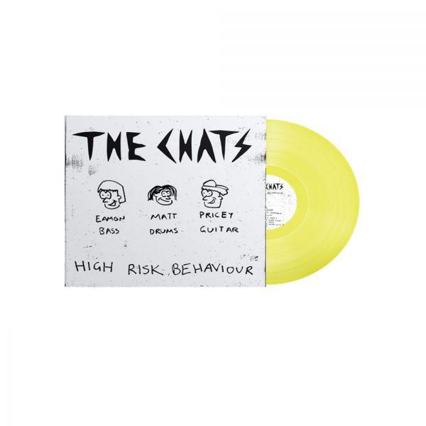 High Risk Behavior Limited Edition 'Piss' Vinyl