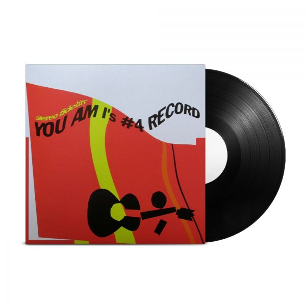 #4 Record - Vinyl by You Am I
