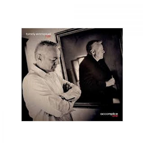 Accomplice One CD