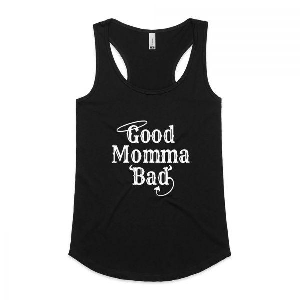 Good Momma Bad Black Ladies Tank