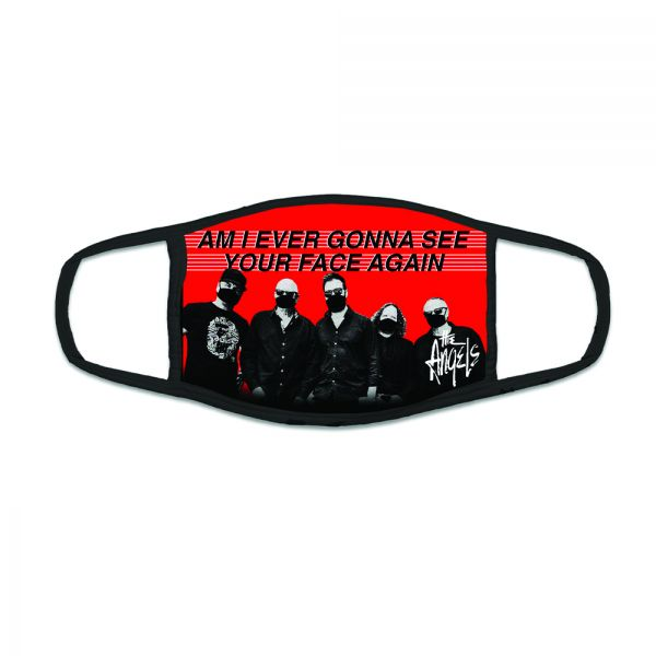 Band Mask (Am I Ever Gonna See Your Face Again)