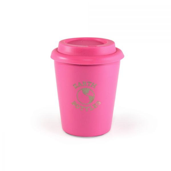 Pink Earth Bottle Pink Keep Cup