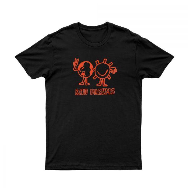 Fire Aid 2 Black Tshirt