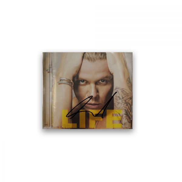 Life CD (Limited Signed Copies)