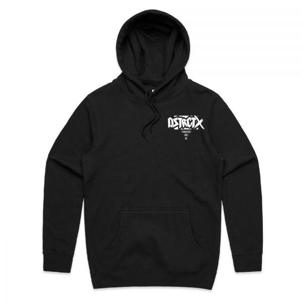 DX Black Hoody