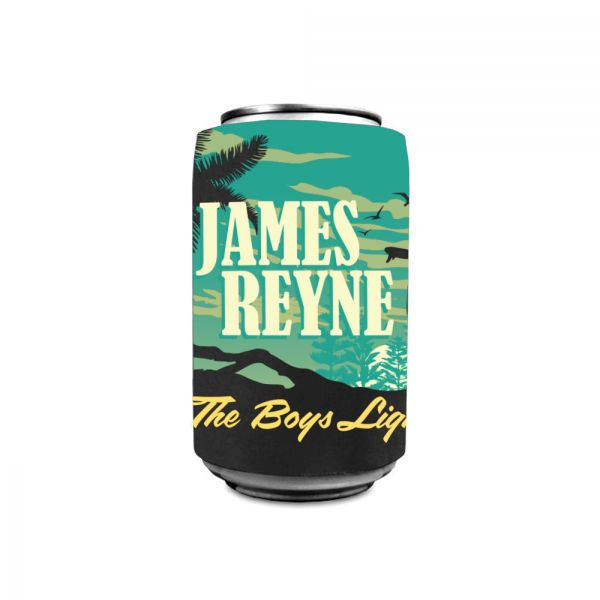 Boys Light Up Tour Stubby by James Reyne