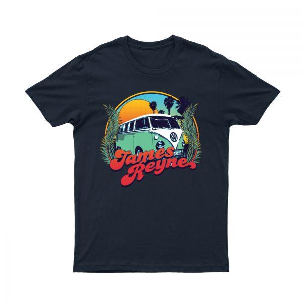 Kombi Navy Tshirt (No Back Print)