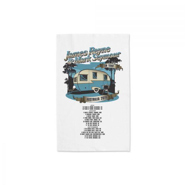 Caravan Tea Towel