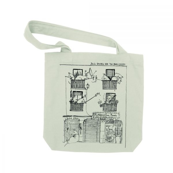 Tote Bag by Jack Davies & the Bush Chooks