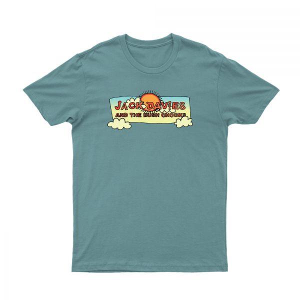 Sun Slate Blue Tshirt