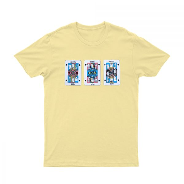 Playing Cards Butter Tee
