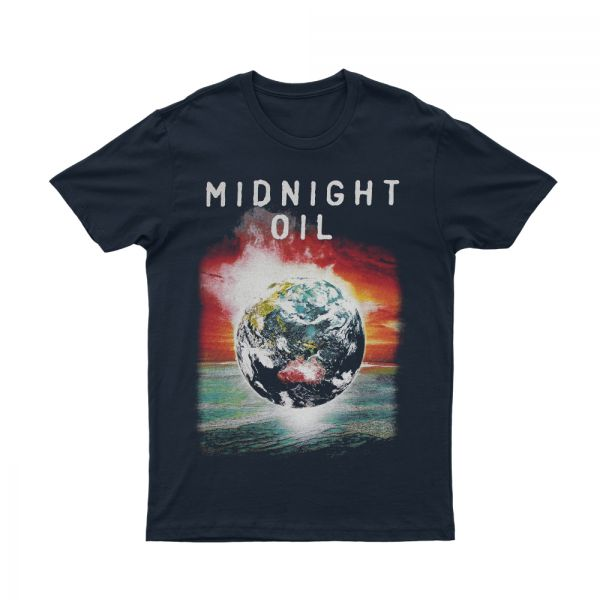 Navy Tshirt The Great Circle 2017 Tour