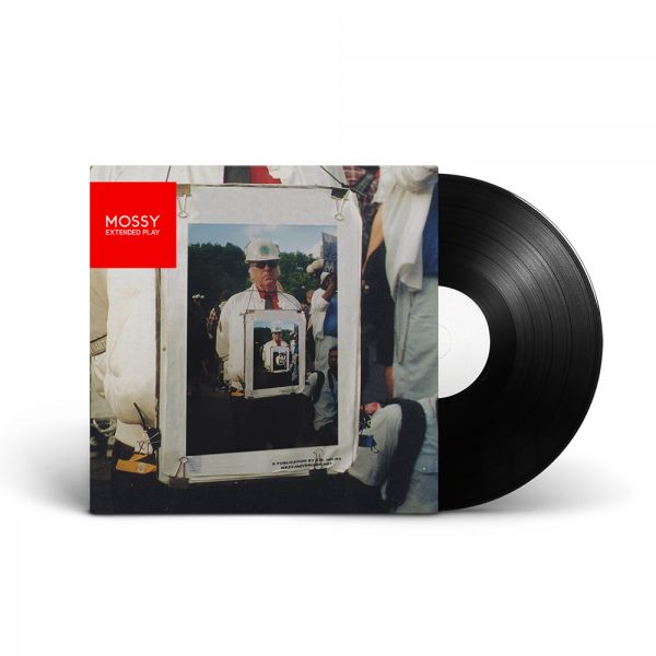 Mossy - Mossy (Vinyl) (Includes download card)