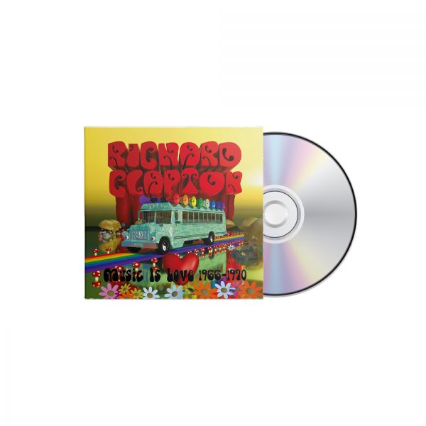 Music Is Love (1966-1970) CD
