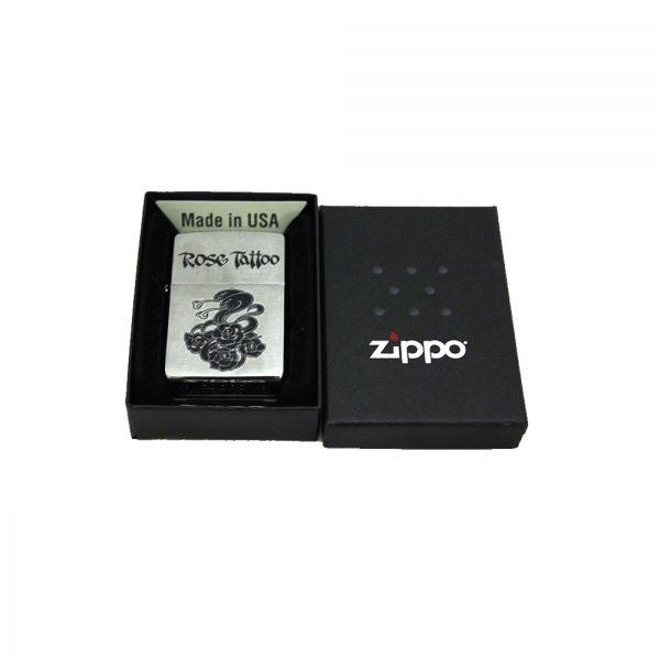Zippo Lighter (Snakes) Limited