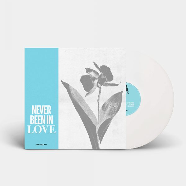 NEVER BEEN IN LOVE EP