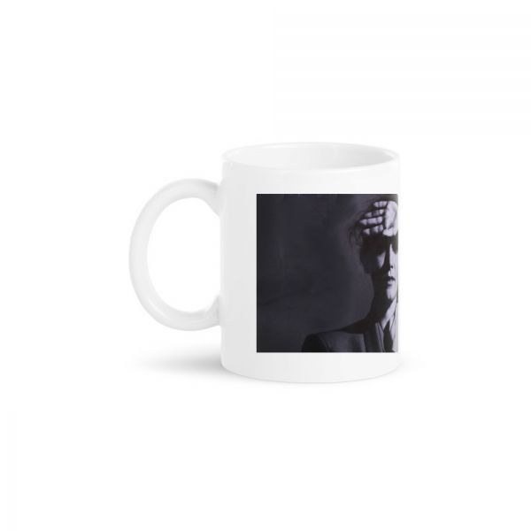 Solo White Mug