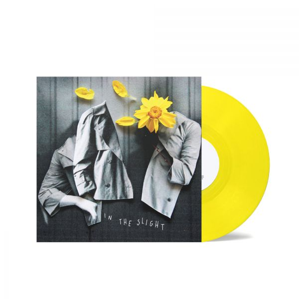 """In The Slight (EP) 10"""" Vinyl 2nd Version Solid Yellow"""