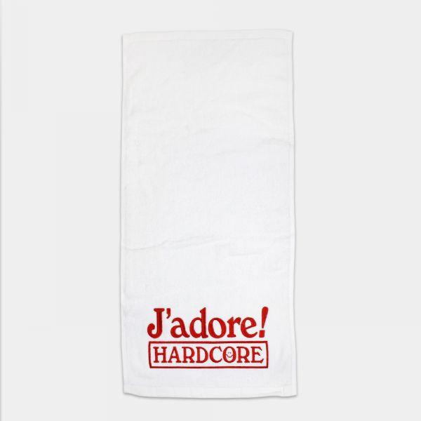 J'ADORE HARDCORE SWEAT TOWEL