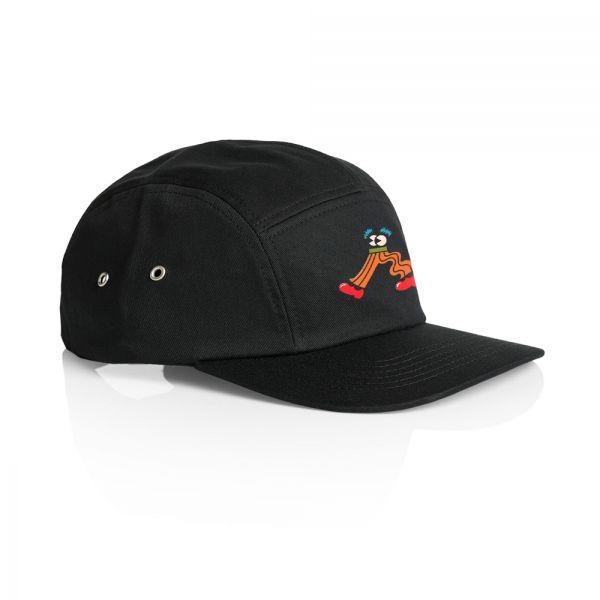 Big Guy Black Cap