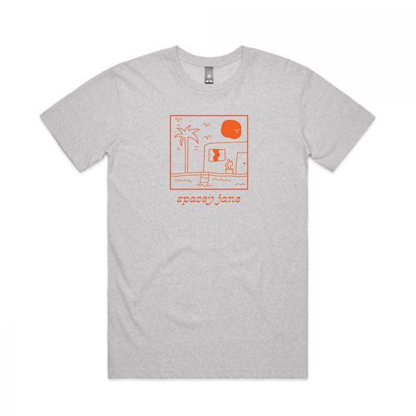 Grey Tour Tshirt