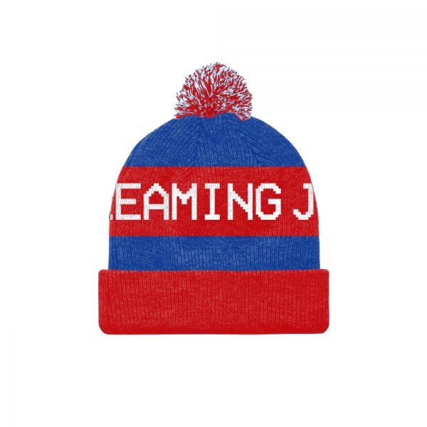All For One - 30 Year Anniversary Edition Beanie (Blue/Red)