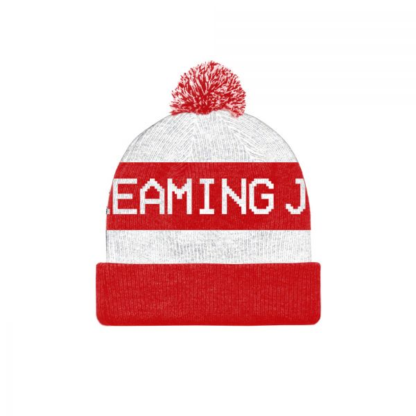 All For One - 30 Year Anniversary Edition Beanie (White/Red)