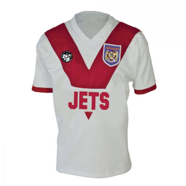 All For One - 30 Year Anniversary Edition Jersey (White/Red)